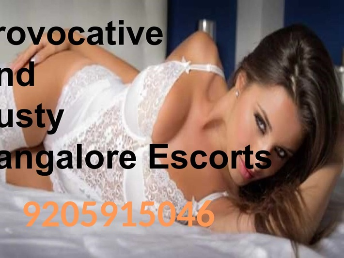 Provocative & busty bangalore escorts