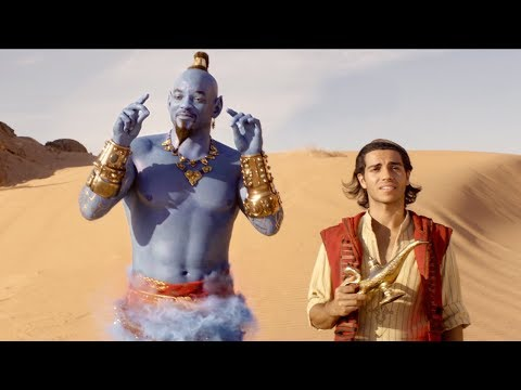 Disney's Aladdin - Movies