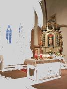 Church Vianden, Luxembourg