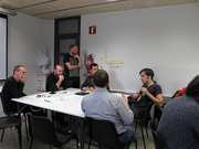 WENOVSKI UnConference at the Design Thinking Week Barcelona