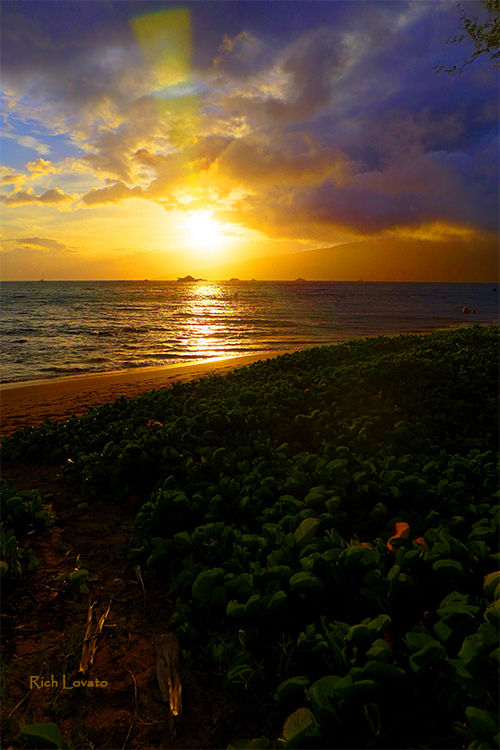 Another great Kihei evening