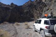 Leaving Dedeckera Canyon
