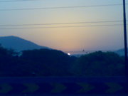 Daybreak in Mumbai