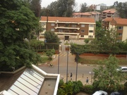 Recumbant in Nairobi