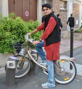 Vélib' in Paris