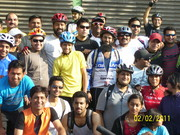 5K Ride called by Amit