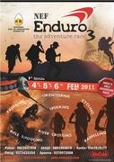 NEF Enduro3, The Adventure Race