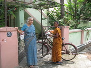 Bicycling in Coimbatore, India !