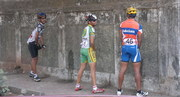 Mumbai Pune cycle race 2012