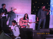 Music performances at Worli Celebrations-2013