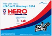 Hero MTB Himalaya 2014