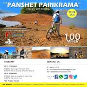 Panshet Parikrama Cycle Expedition - 8th Edition 27-28 January' 2018