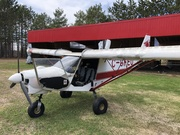 CH701sp. Out after a 1/2 hour spin around the patch