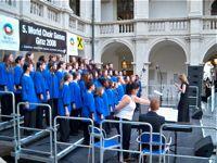 Broolyn Childrens Choir at World Choir Games