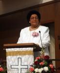 Na Sera preaching......mother'sday