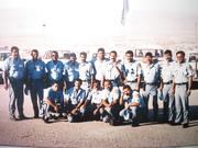 Fiji Police in Iraq 1993 ... Sadam era!!
