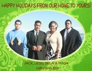 Happy Holidays One and All.....