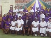 Nurses' Capping Ceremony 2010, Fiji