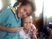 Lovely bro n sis-tita and dedo