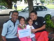 Temo Family @ Lipa's Graduation.