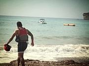 In Beautiful Cyprus.