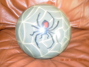 "Hammer ""Black Widow Clear"" Spare Ball"