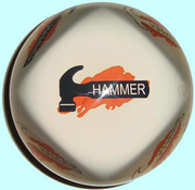 "Hammer ""Clear Cube"" Spare Ball"