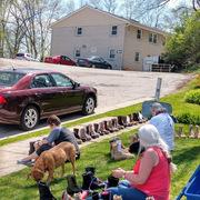 Memorial Boot Display Repairs 5/19