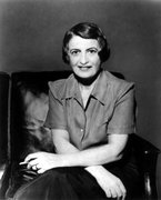 Ayn Rand - Fiction Novelist and Founder of Objectivism