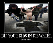 Torture your child for Jesus