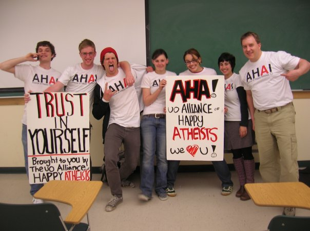 First AHA! Meeting ever!