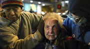 face-of-movement, an 84 year old woman assaulted with pepper spray