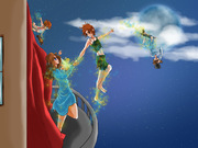 Fly to Neverland