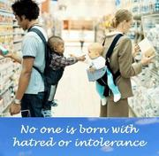 …because we are born atheist