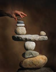 balance all things in life
