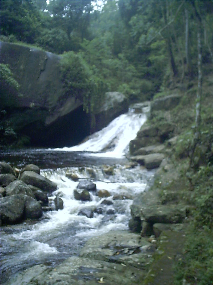 Friburgo Queda D'Água