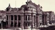 Theatro Municipal, 1910, por Marc Ferrez