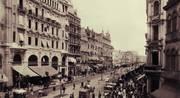 Avenida Central, 1910. por Marc Ferrez