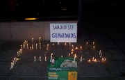 enterro de Gilmar Mendes
