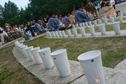 Nagasaki - cerimônia das vítimas da bomba atômica