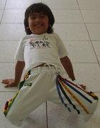 Yan na Capoeira