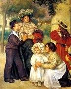 Renoir-FamiliadoArtista