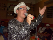 Rui Ribeiro no Confraria do Samba