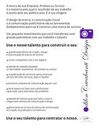 Apresentação do trabalho de design grafico de Odilon Cavalcanti