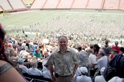 Panos Supporting Our Troops at Aloha Stadium