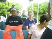 Bocas Del Toro water taxi