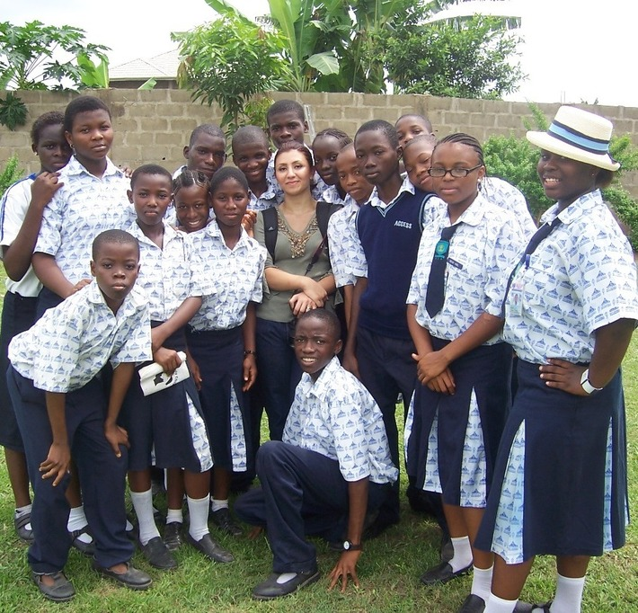 Lagos, Nigeria, Nov.2009