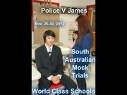 World Class Schools, International Mock Trials Nov. 26-30, 2012