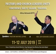 Pastors and Church Leaders Unity Conference