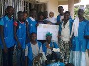 2011-2012 ART LINK PROJECT IN SENEGAL
